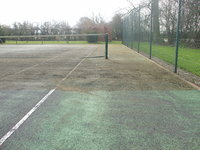 Tennis Court Cleaning and Maintenance image
